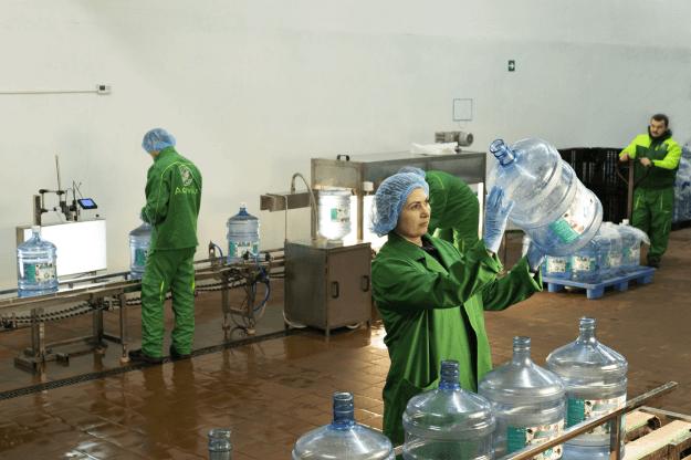 доставка питьевой воды в Киеве